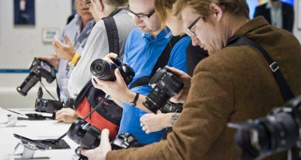 Выставка Photokina 2014: Фотоаппараты будущего