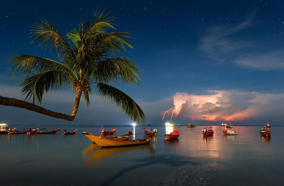 Thunderstorms01 35 прекрасных фото, демонстрирующих мощь и красоту стихии