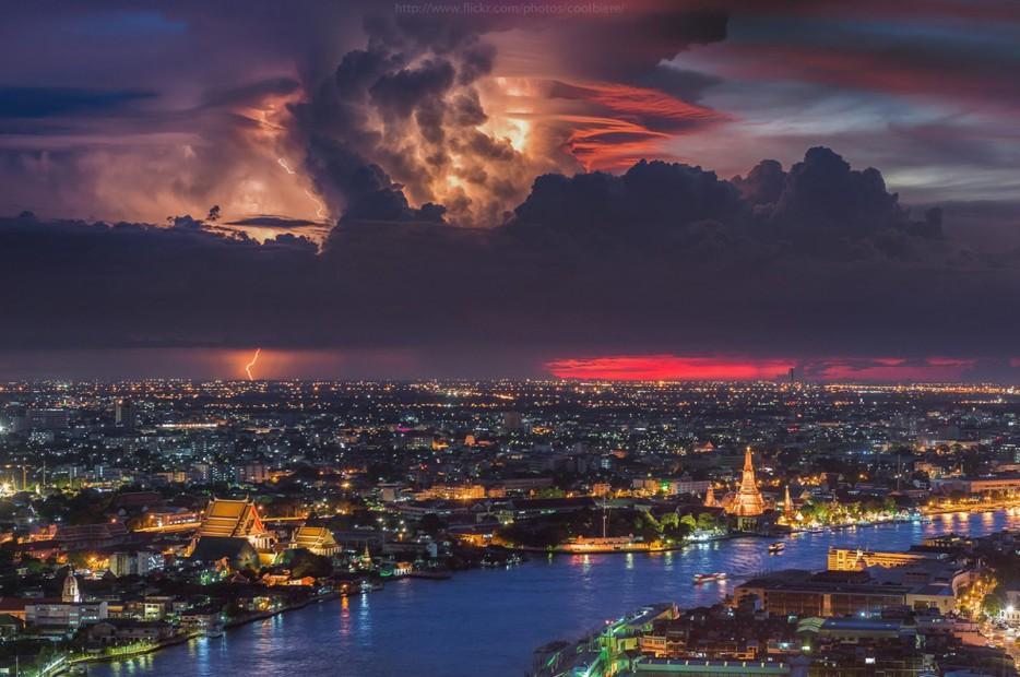 Thunderstorms10 35 прекрасных фото, демонстрирующих мощь и красоту стихии