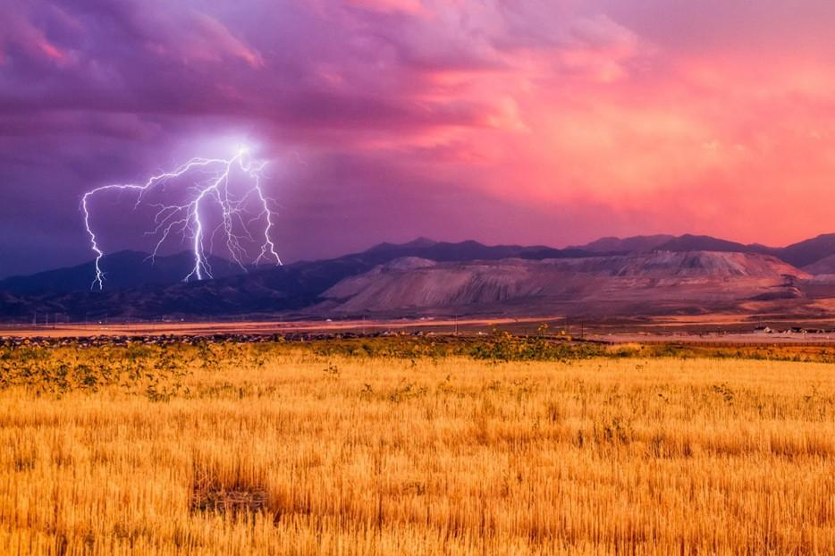 Thunderstorms16 35 прекрасных фото, демонстрирующих мощь и красоту стихии