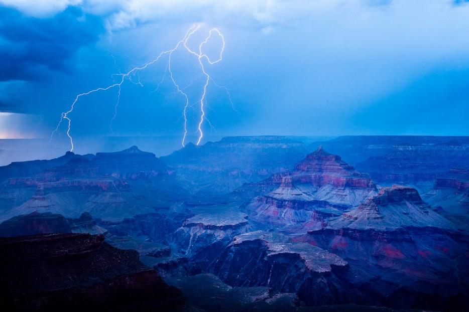 Thunderstorms18 35 прекрасных фото, демонстрирующих мощь и красоту стихии