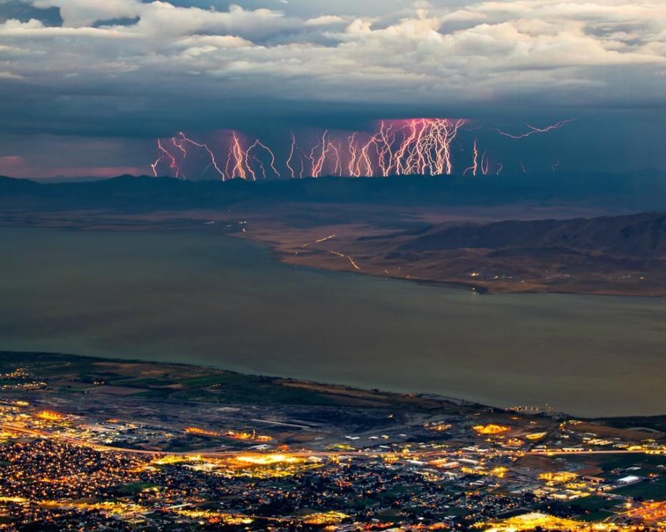 Thunderstorms23 35 прекрасных фото, демонстрирующих мощь и красоту стихии