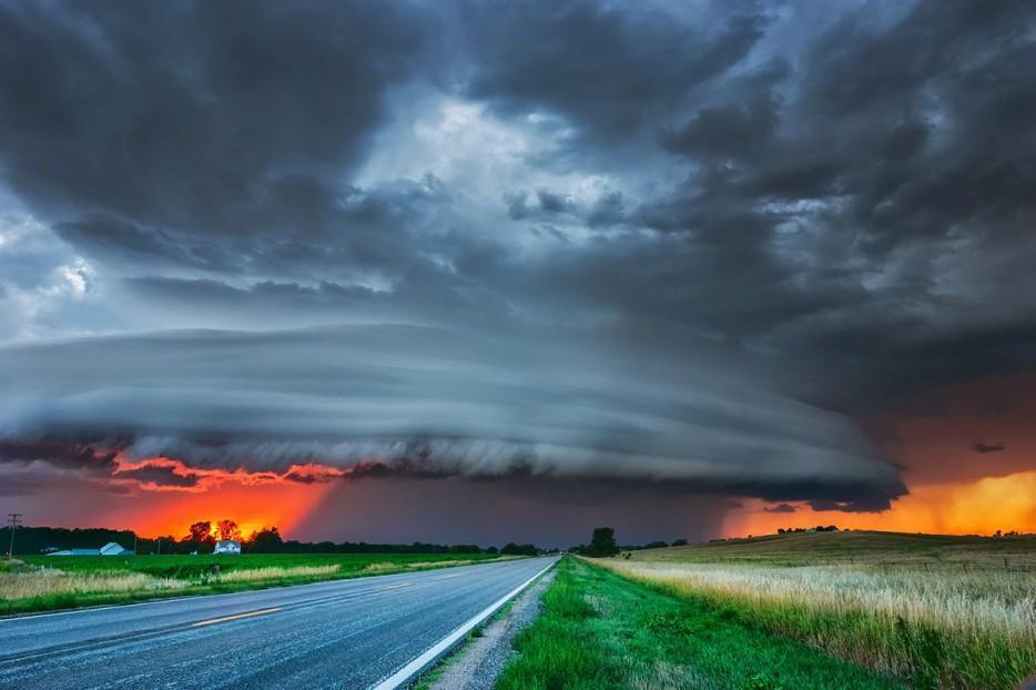Thunderstorms24 35 прекрасных фото, демонстрирующих мощь и красоту стихии