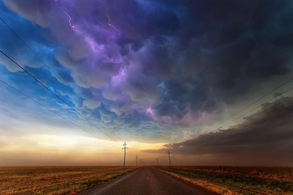 Thunderstorms27 35 прекрасных фото, демонстрирующих мощь и красоту стихии