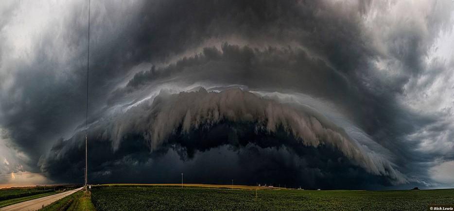 Thunderstorms35 35 прекрасных фото, демонстрирующих мощь и красоту стихии