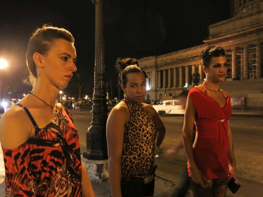 мать кубинские транссексуалы очень хорошо