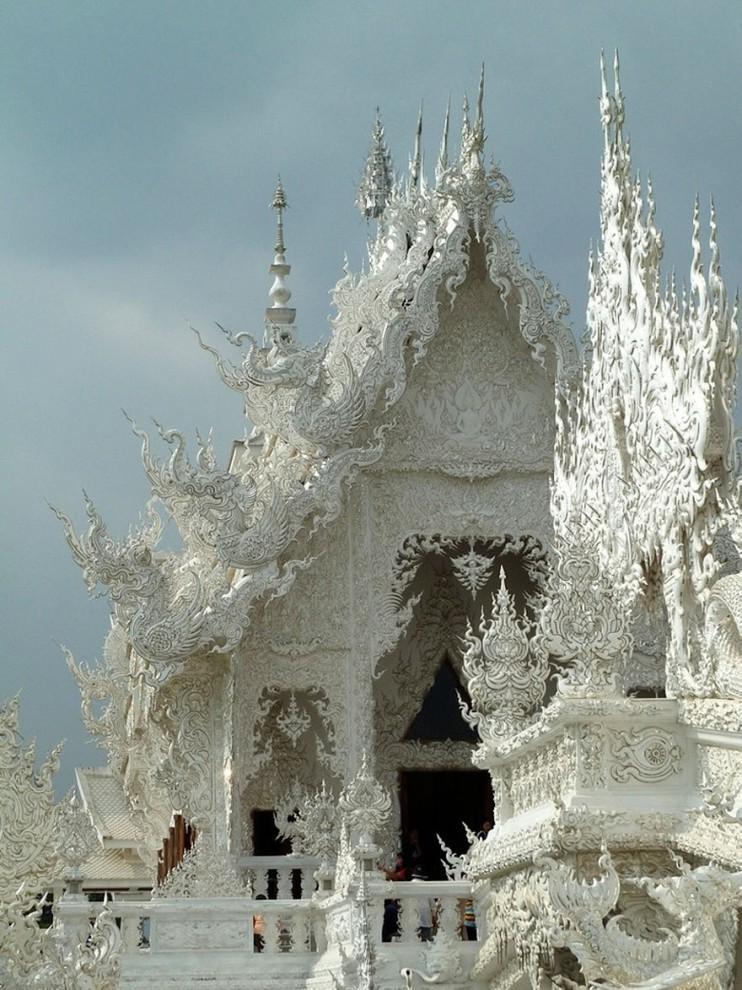 WatRongKhun02 Ват Ронг Кхун – Белый храм Таиланда