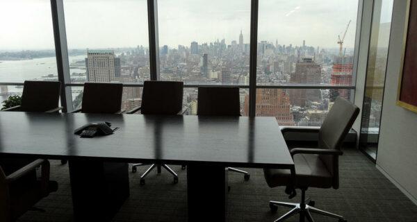 Как устроен офис во Всемирном торговом центре