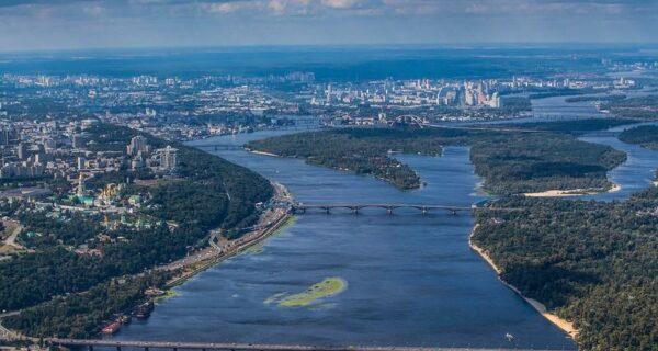 Мой самый любимый город: Утопающий в зелени Киев!