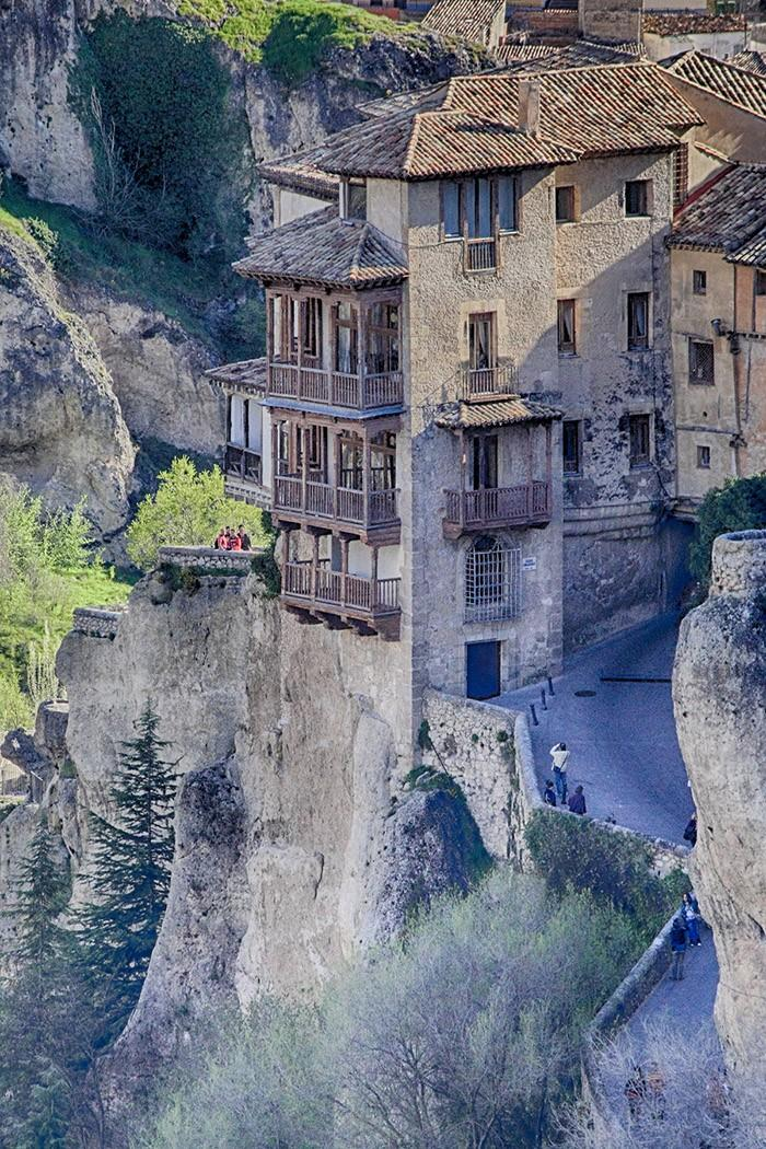 amazinghouses15 18 потрясающих и пугающих домов