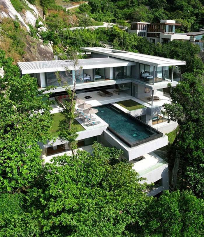 amazinghouses18 18 потрясающих и пугающих домов