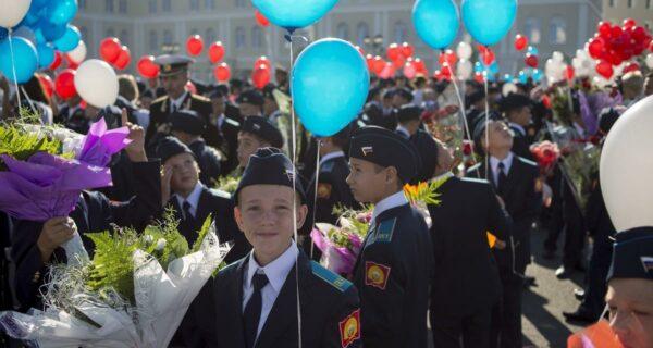 Первое кадетское училище вКрыму