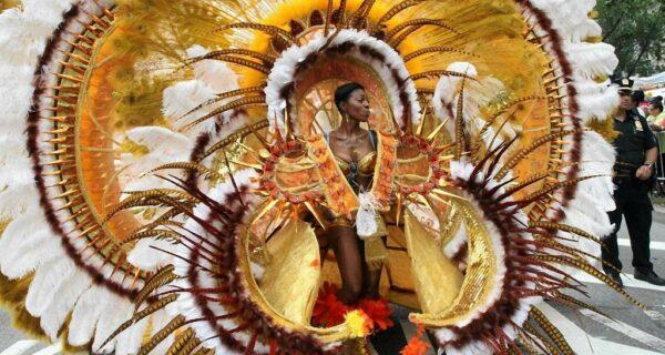 Карибский карнавал в Нью-Йорке