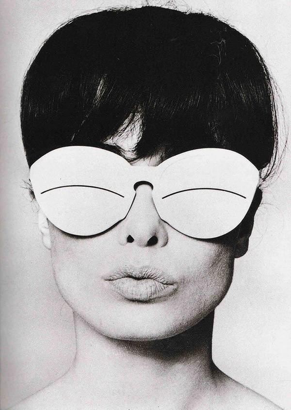 60е, очки