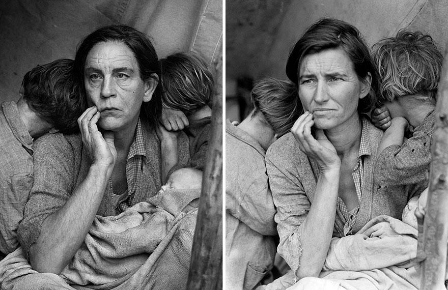 johnmalkovich01 Культовые фотографии в исполнении Джона Малковича