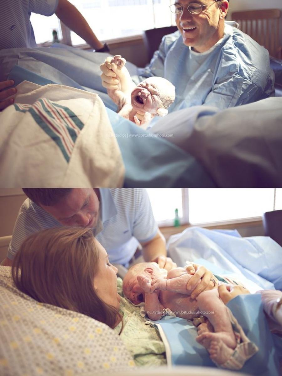newborn13 20 фотографий о рождении новой жизни, которые доказывают, что дети — это чудо