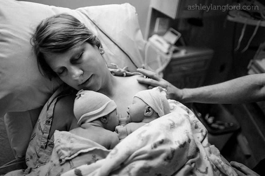 newborn16 20 фотографий о рождении новой жизни, которые доказывают, что дети — это чудо