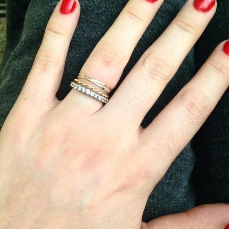 Кольцо для предложения руки и сердца своими руками
