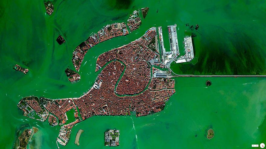 satelliteaerials09 30 удивительных спутниковых фото, которые изменят ваш взгляд на мир
