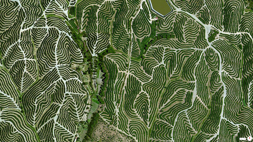 satelliteaerials10 30 удивительных спутниковых фото, которые изменят ваш взгляд на мир