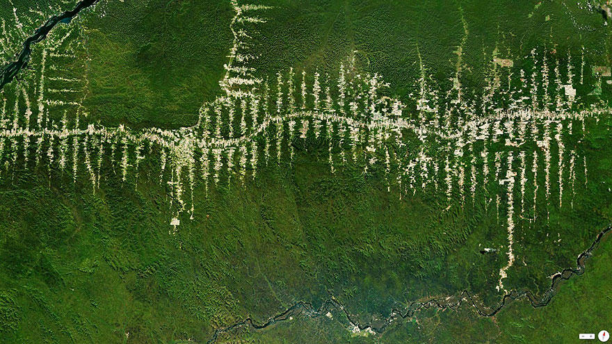 satelliteaerials13 30 удивительных спутниковых фото, которые изменят ваш взгляд на мир