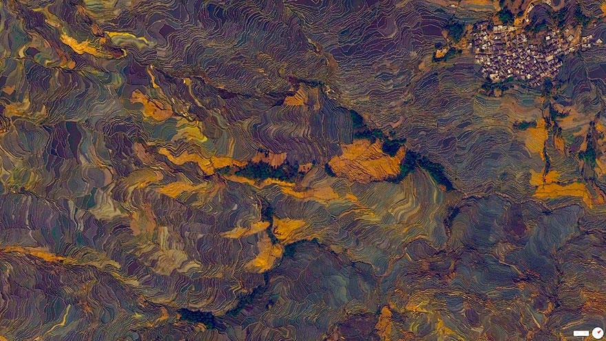 satelliteaerials26 30 удивительных спутниковых фото, которые изменят ваш взгляд на мир
