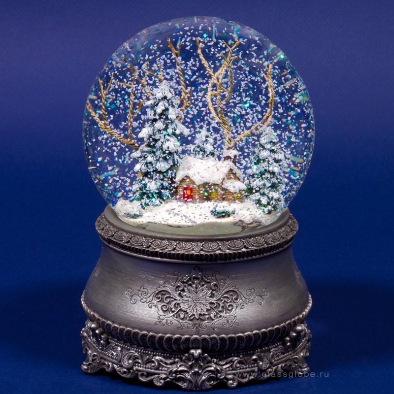 Завораживающий подарок или сказка в снежном шаре * НОВОСТИ В ФОТОГРАФИЯХ