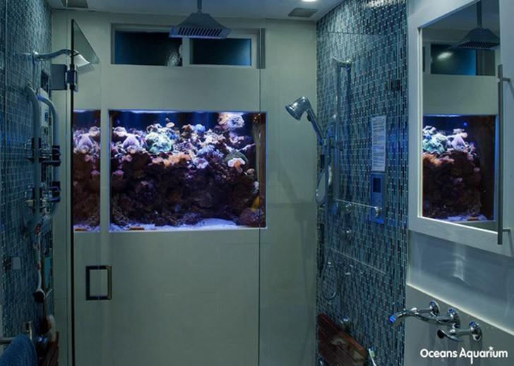 showers01 28 уникальных душевых комнат со всего света