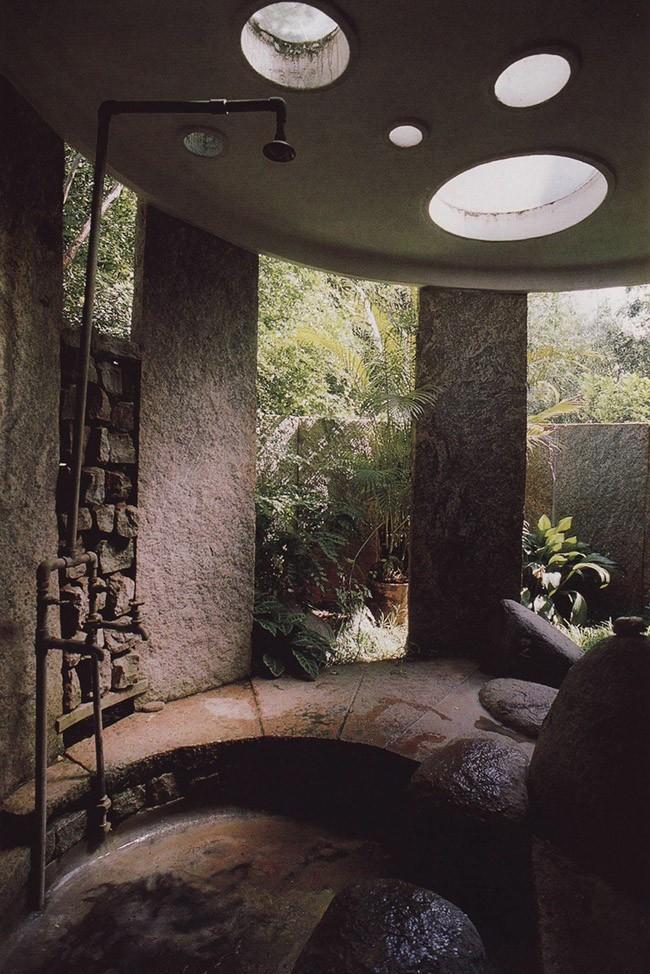 showers05 28 уникальных душевых комнат со всего света