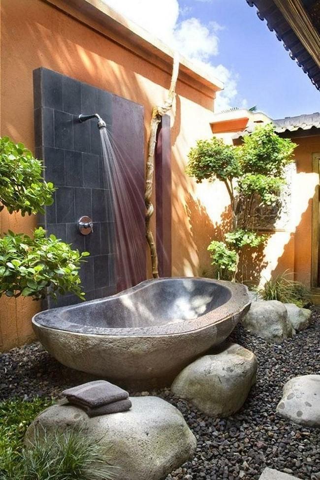 showers06 28 уникальных душевых комнат со всего света