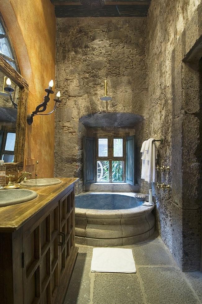 showers07 28 уникальных душевых комнат со всего света