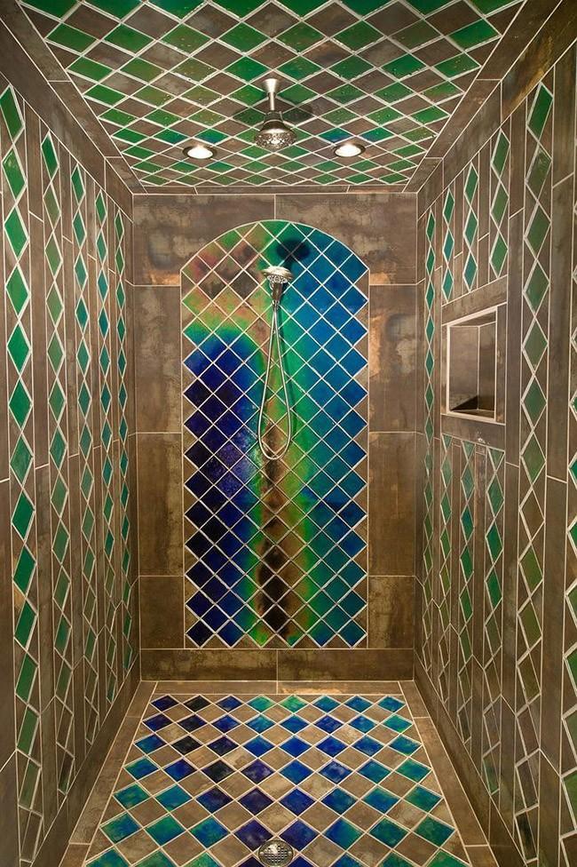 showers18 28 уникальных душевых комнат со всего света