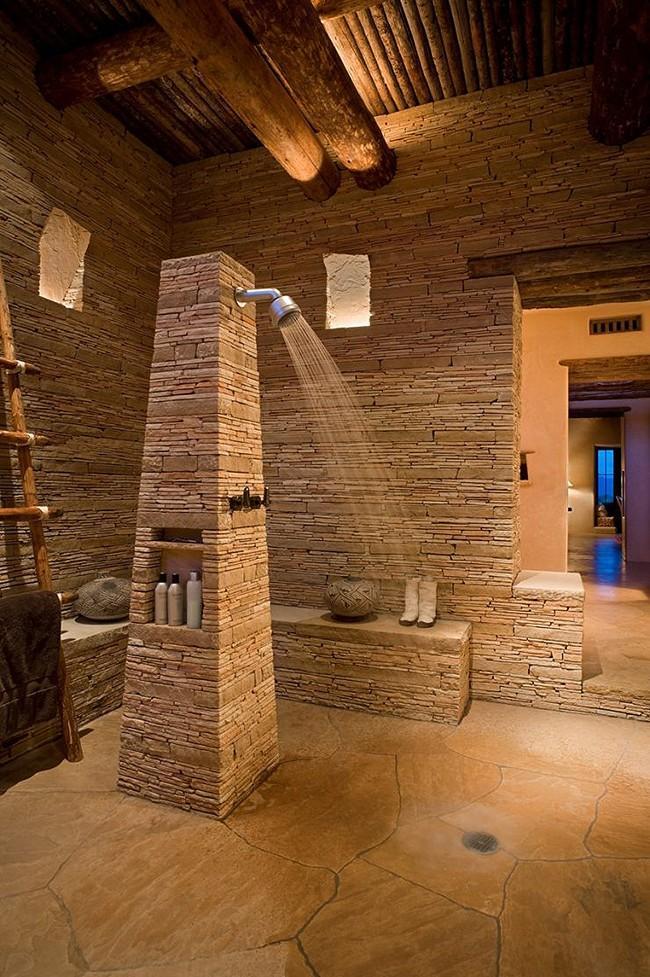 showers20 28 уникальных душевых комнат со всего света