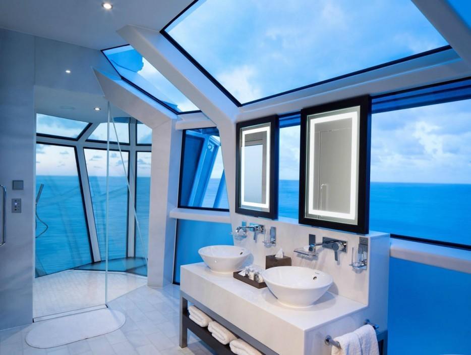showers21 28 уникальных душевых комнат со всего света