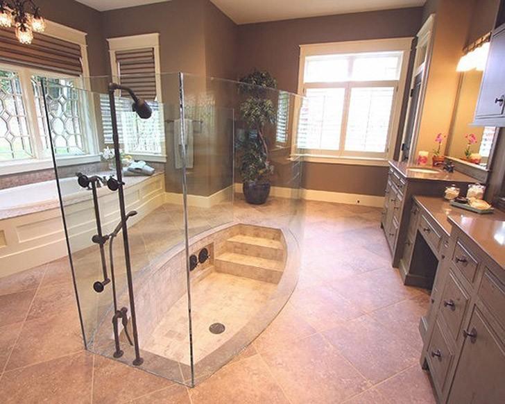 showers22 28 уникальных душевых комнат со всего света