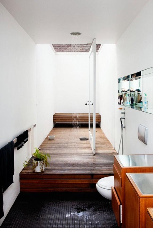 showers23 28 уникальных душевых комнат со всего света