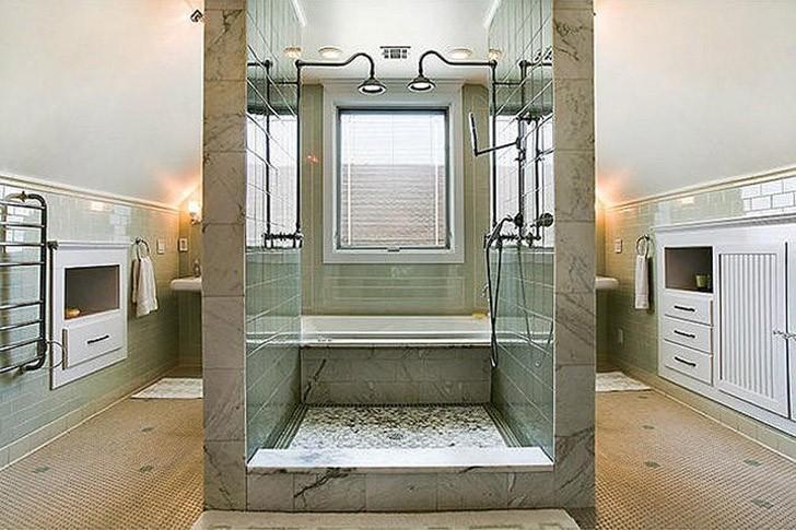 showers27 28 уникальных душевых комнат со всего света