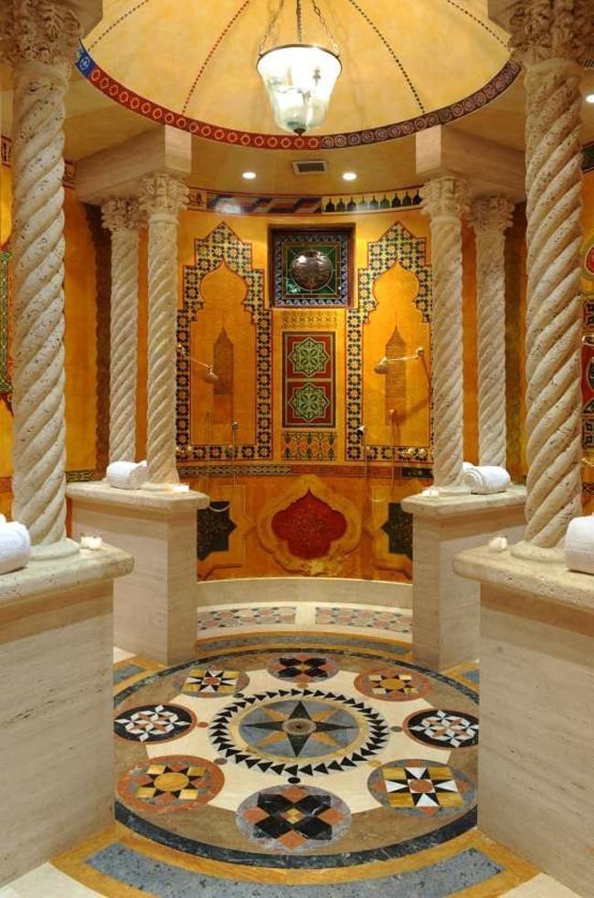 showers28 28 уникальных душевых комнат со всего света