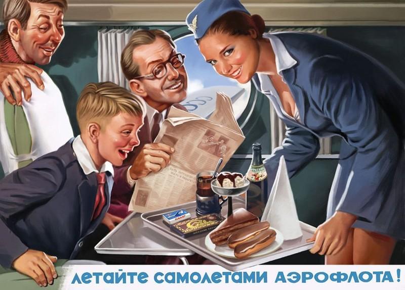 sovietpinup16 Потрясающий советский пин ап