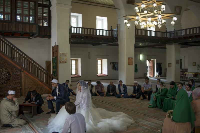 Свадебные обряды крымскотатарского народа