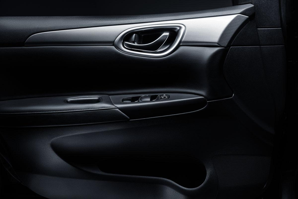 156 Nissan Sentra — комфорт и безопасность