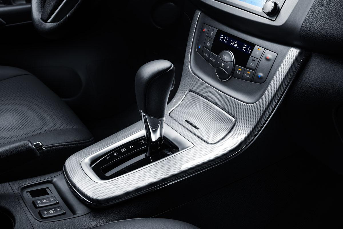 173 Nissan Sentra — комфорт и безопасность