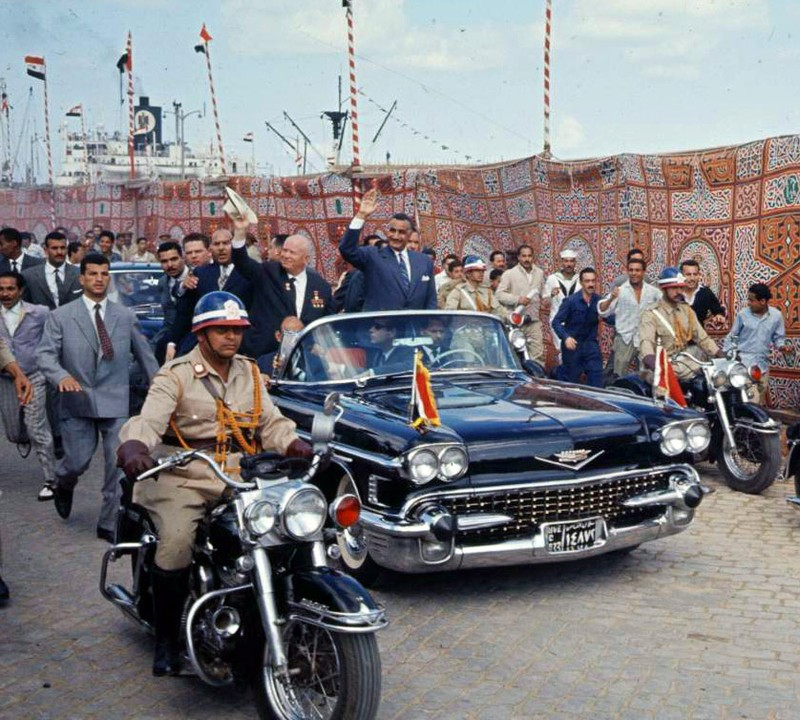 1964-02 1964 год в цвете: Чем жил мир 50 лет назад