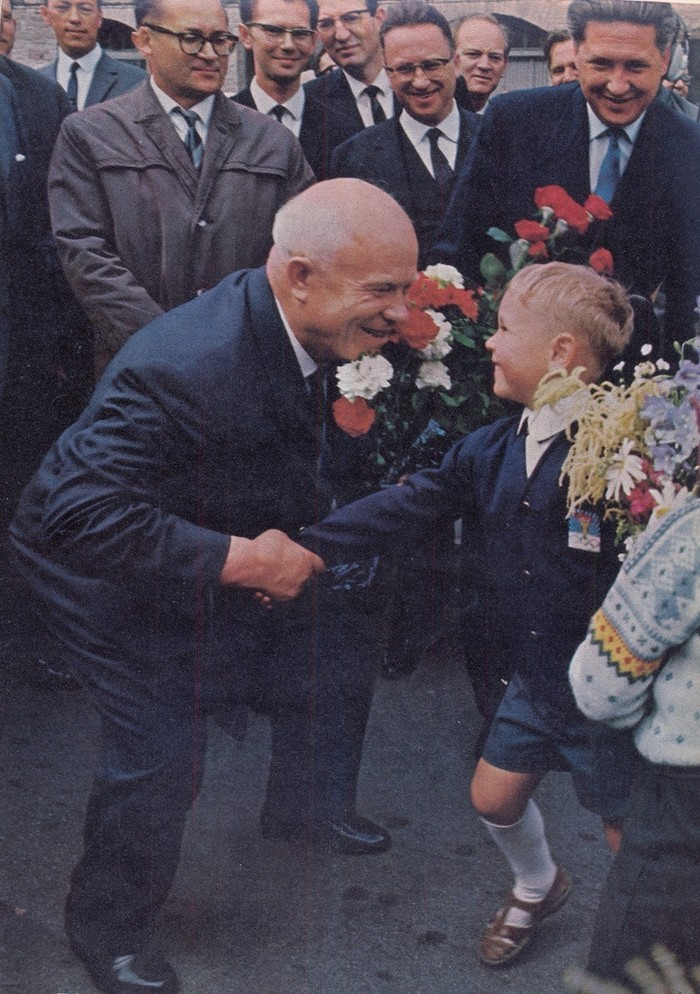 1964-04 1964 год в цвете: Чем жил мир 50 лет назад