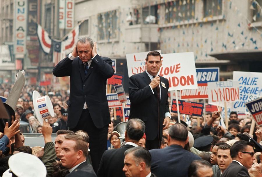 1964-07 1964 год в цвете: Чем жил мир 50 лет назад