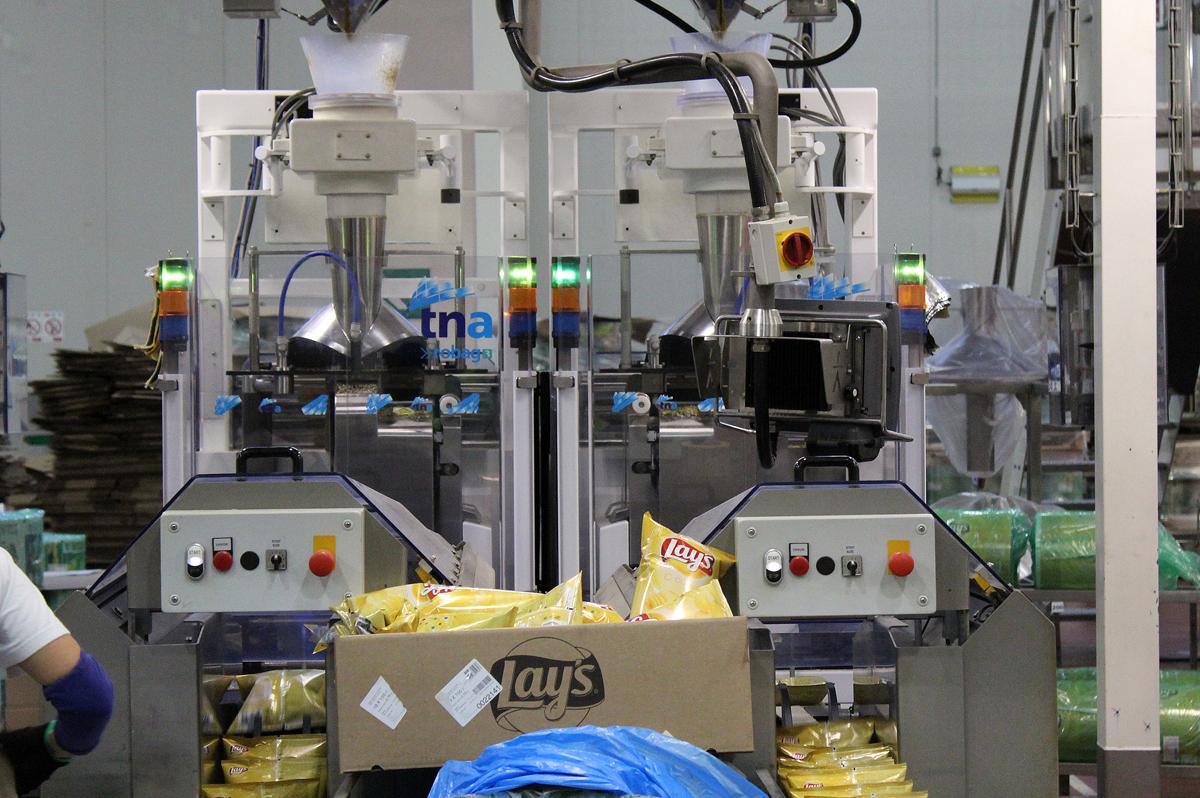 27 Как производят чипсы Lays