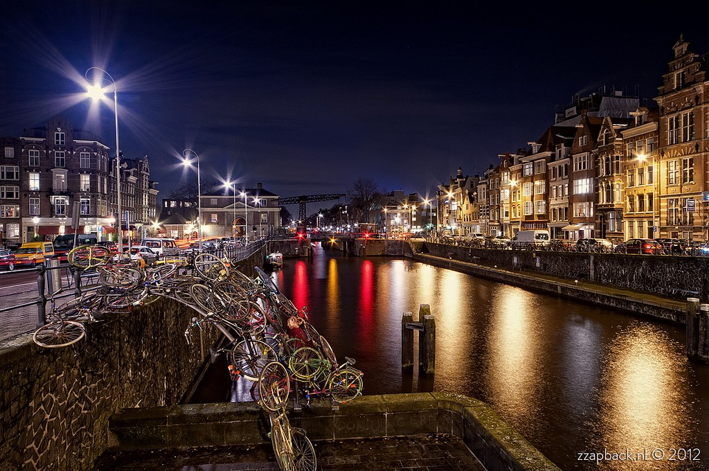 Amsterdam06 Амстердам в цифрах и фотографиях