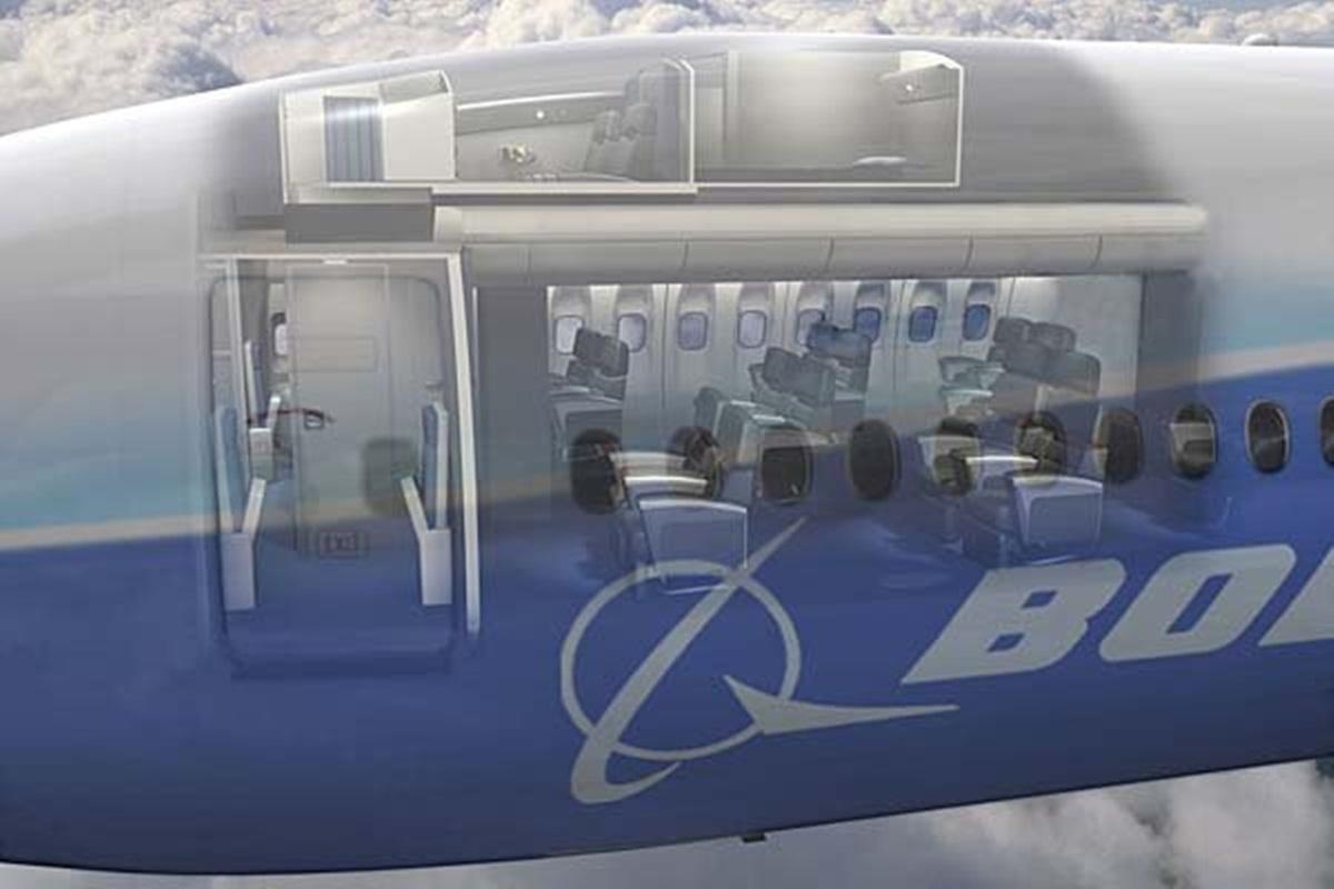 Boeingrestroom02 Тайная комната в пассажирских Боингах