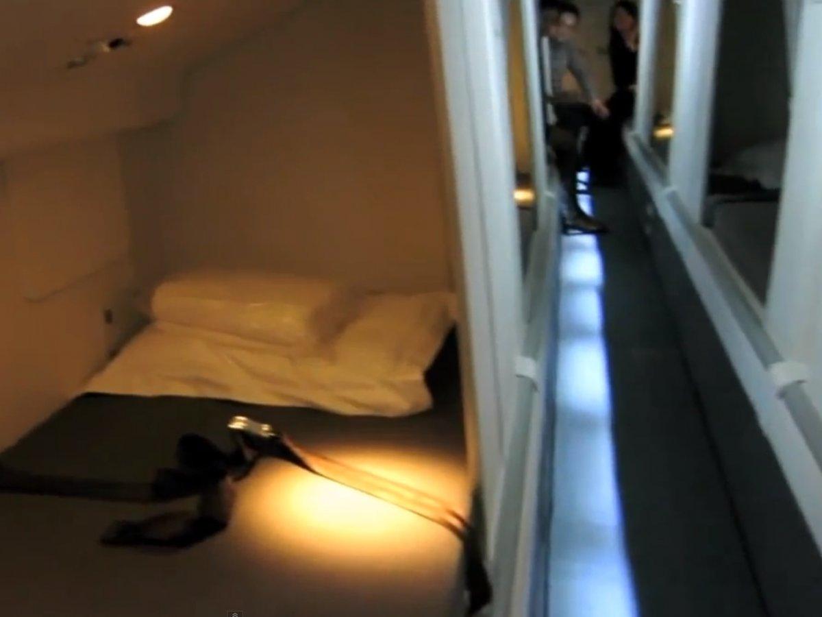Boeingrestroom11 Тайная комната в пассажирских Боингах