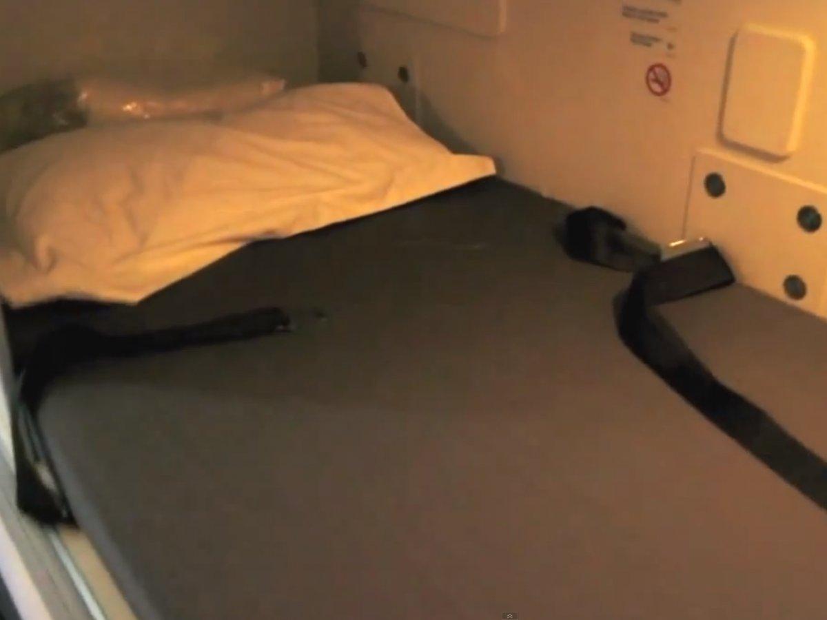 Boeingrestroom12 Тайная комната в пассажирских Боингах